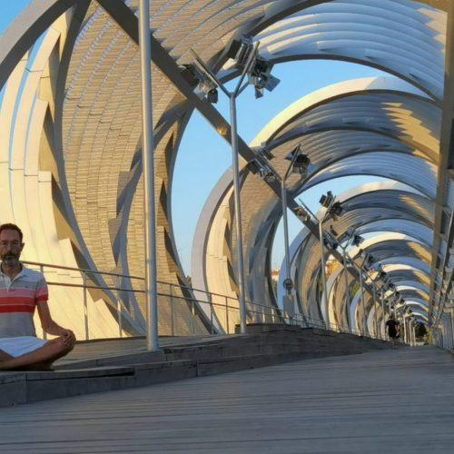 Yoga con Mohan
